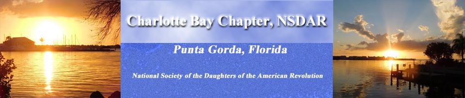 Charlotte Bay Chapter NSDAR